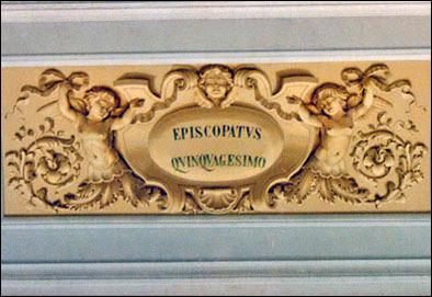 Soffitti A Volta Decorazioni : Il dell affresco affreschi e decorazioni a soffitto